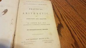 Arithmetic Book for Sale in Williamsburg, MI
