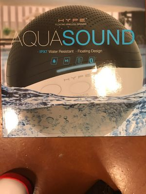 Water Proof Bluetooth Speaker for Sale in Raleigh, NC