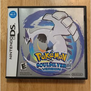 Pokemon SoulSilver Authentic with box for Sale in Brooklyn, NY