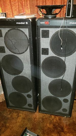 House speakers and stereo for Sale in Tigard, OR
