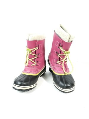 Sorel Pink Lace Up Women's Size 7 Waterproof Boots NY1443-600 :L for Sale in Thornton, CO