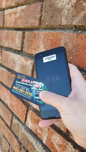 LG Cricket PHONE for Sale in Arlington, TX