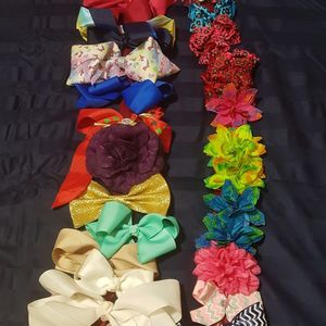 Variety of Hair Bows for Sale in Winter Haven, FL