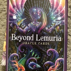 Beyond Lumurian Oracle Card for Sale in Antioch, CA