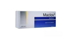 Maclov Aciclovir Pastillas for Sale in Chula Vista, CA