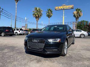 2013 Audi A4 for Sale in San Antonio, TX