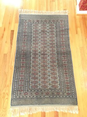 "Oriental Rug from Pakistan (36 1/2"" x 63"") - $40 for Sale in Herndon, VA"