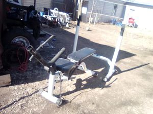 Weight Bench for Sale in Tulsa, OK