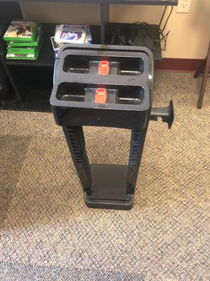 Video game holder for Sale in Anchorage, AK