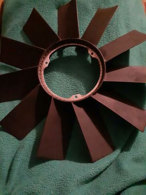 2005 BMW 7 Series fan blade for the clutch fan keep your engine cool for Sale in Edgewood, WA