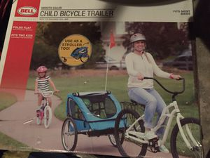 Bell Bike Trailer! for Sale in The Bronx, NY