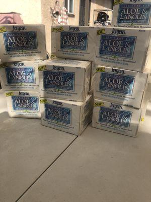 Aloe & Lanolin bars of soap for Sale in Whittier, CA