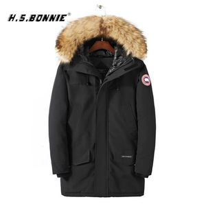 Parka Men Coat Winter Jacket 2019 Men Fashion North Face Outdoor Windproof Casual Overcoat With Fur Hooded Warm Thick Jacket for Sale in Porter, TX