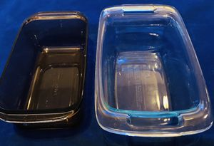 Pyrex Bread Pans (2) for Sale in Issaquah, WA