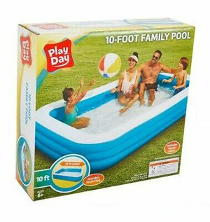 NEW Play Day Inflatable Family Pool for Sale in Columbus, OH