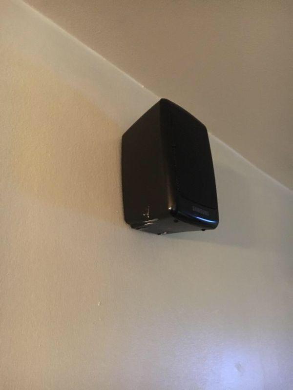 Samsung surround system