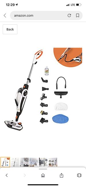 Tack life steam cleaner mop for Sale in Little Elm, TX