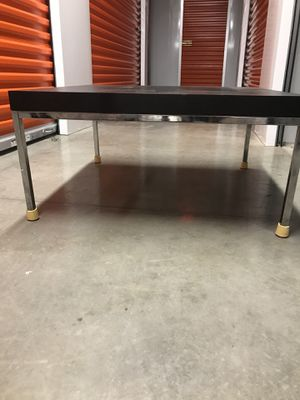 Japanese style on the floor tea or coffee wooden table for Sale in Plano, TX