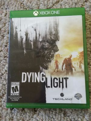 Dying Light for Sale in Sunbury, OH