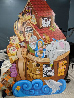 Noah's Ark party props and decorations for Sale in Fort Washington, MD