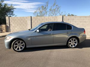 2007 BMW 335i with Sport and Premium package for Sale in Peoria, AZ
