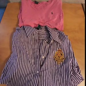 Polo by Ralph Lauren womens xl lot for Sale in Huttonsville, WV