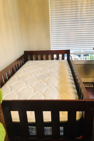 Twin bed with mattress for Sale in Mukilteo, WA