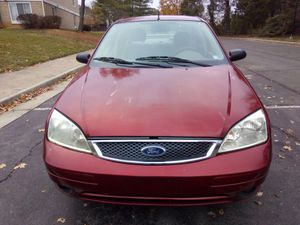 2005 Ford focus ZX4 SES sedan..83k miles for Sale in Manassas, VA