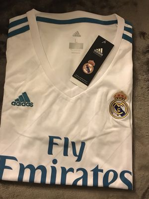 Adidas Real Madrid Home Woman Jersey for Sale in Silver Spring, MD