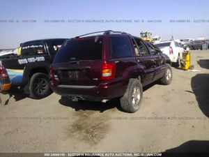 1999 Jeep Grand Cherokee for CAR PARTS ONLY PLEASE READ DESCRIPTION for Sale in Phoenix, AZ