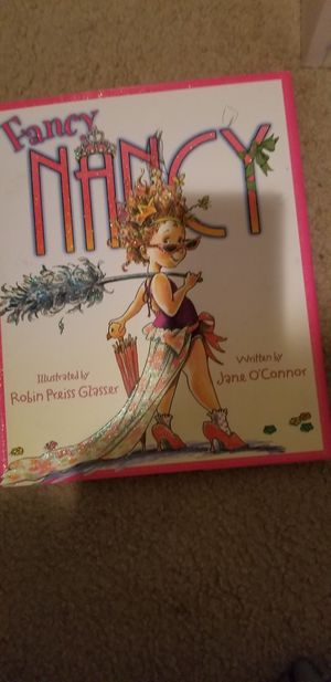 fancy nancy book for Sale in Sunrise, FL