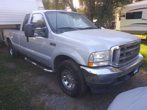 02 F-250 extended cab 4 door two wheel drive for Sale in Corning, CA