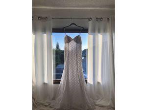 Alfred Angelo Vintage (NEVER WORN) wedding dress for Sale in Graham, WA