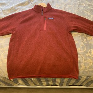 Patagonia half zip (large) for Sale in League City, TX