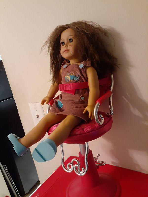 Used American Girl Doll