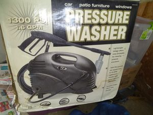 Pressure washer for Sale in Evansville, IN