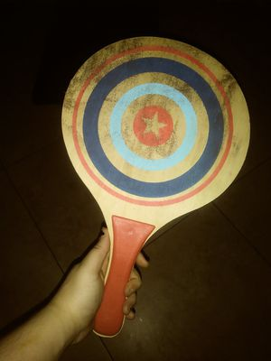 Tennis racket/paddle/avengers for Sale in Anaheim, CA
