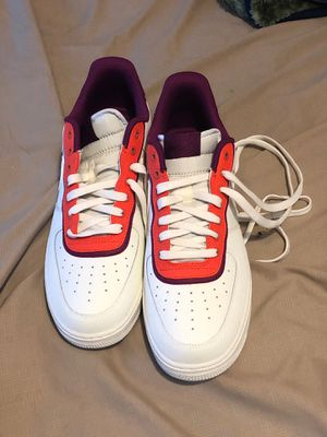 Nike Air Force One 'Orange Berry'. Size 10 1/2. for Sale in Chicago Ridge, IL