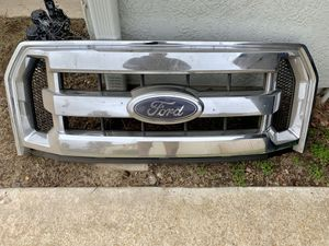 2015-2017 OEM Ford F-150 Chrome Grille for Sale in Colorado Springs, CO