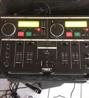 Numark CD Mix DJ Equipment for Sale in Huntington Park, CA