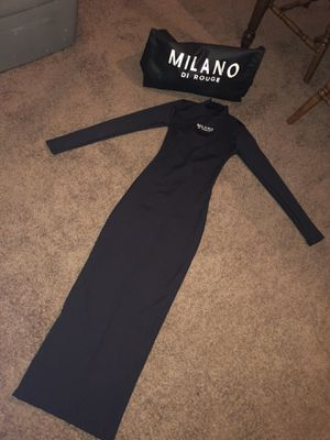 Milano XS stretchy dress (fits if you wear MEDIUM) NEVER WORN for Sale in Sicklerville, NJ