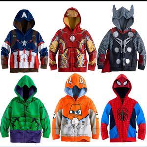 Toddler Boys Marvels Super Heros Hoodies for Sale in Morrow, GA