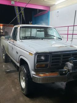Ford F250 82 for Sale in Longview,  WA