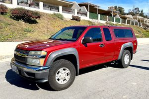2005 Chevy Chevrolet Colorado 4x4 Z71 Truck for Sale in Claremont, CA