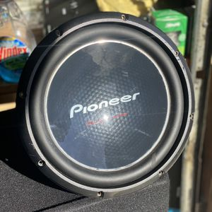 Pioneer Champion Series 12in Sub for Sale in San Leandro, CA