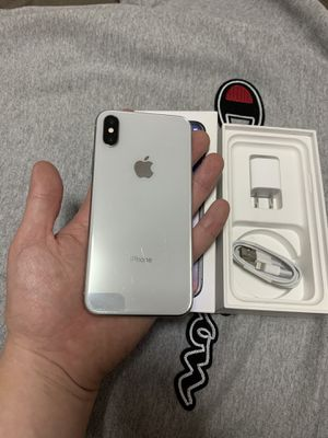 Apple iPhone X 256gb fully unlocked for Sale in Kent, WA