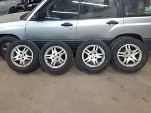 4x114.3 16 inch cl rims....read full post for Sale in East Hartford, CT