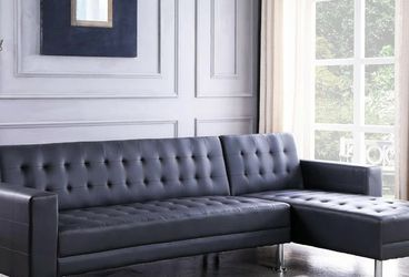 Bobby Black Reversible Sectional VENDORHAPPY HOMES for Sale in Houston,  TX