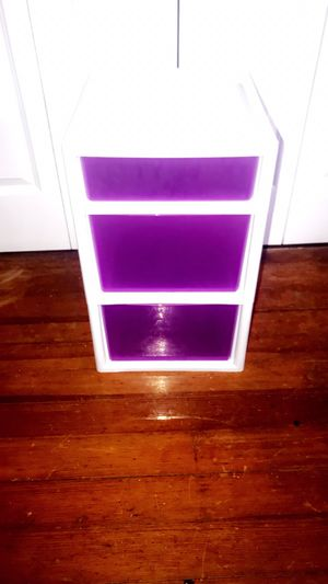Plastic drawers for Sale in East Providence, RI