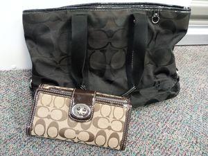 Coach Bag + Coach Wallet for Sale in Sheridan, CO